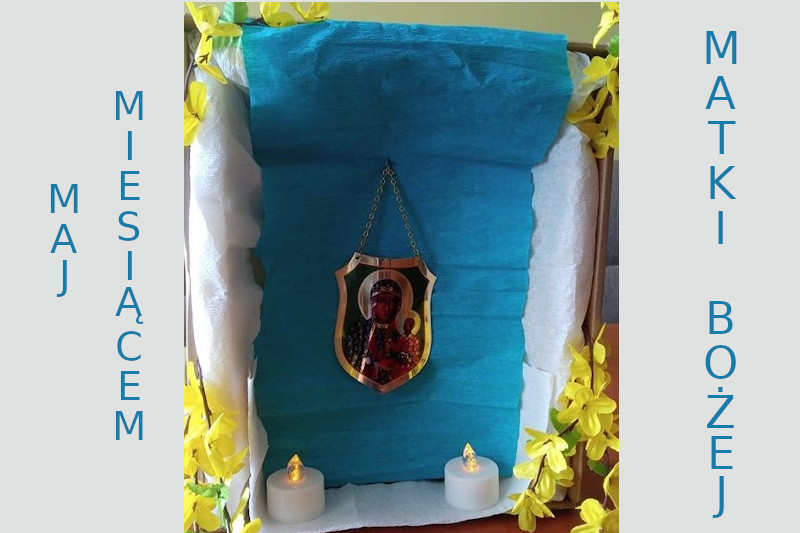 Maj – miesiąc Matki Bożej